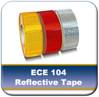 ECE 104 Reflective Tape at Cargo Defenders