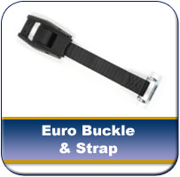Euro Buckle and Strap from Cargo Defenders