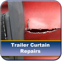Trailer Curtain Repair from Cargo Defenders