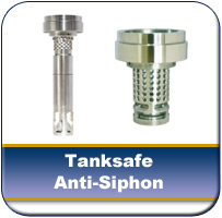 TankSafe Anti-Siphon Products from Cargo Defenders