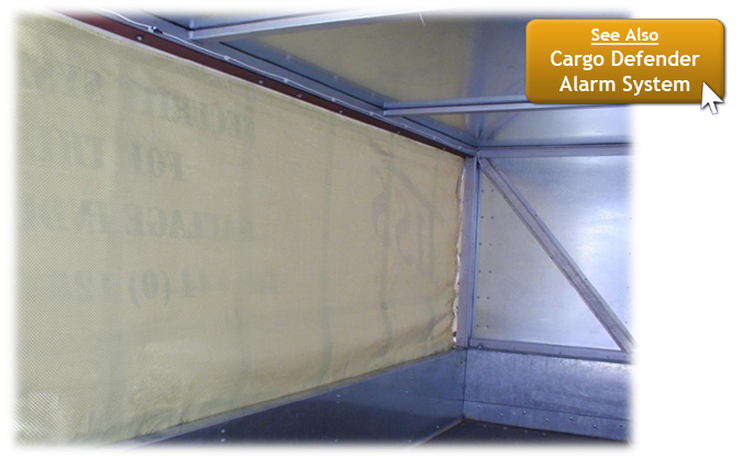 CurtainSafe at Cargo Defenders