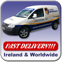 Fast Delivery - Ireland & Worldwide - Cargo Defenders.