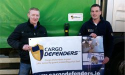 Cargo Defender System Helps Fight Alcohol Theft