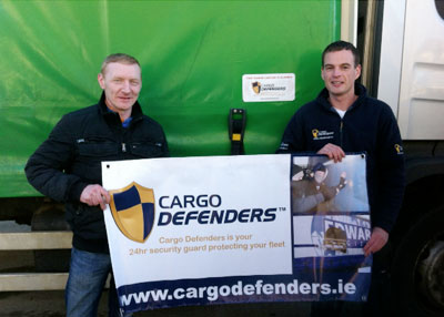 Cargo Defender System Helps Fight Alcohol Theft.