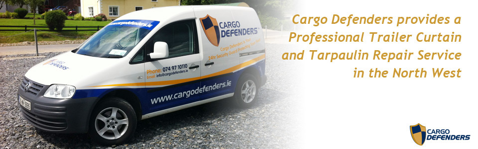 Cargo Defenders provides a professional trailer curtain and tarpaulin repair service in the North West
