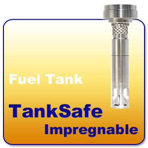 TankSafe Impregnable Anti Siphon Device at Cargo Defenders